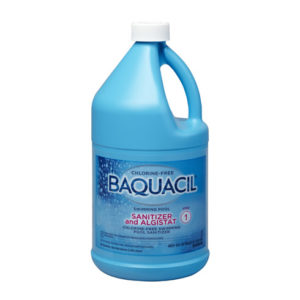 BAQUACIL Swimming Pool Sanitizer and Algistat
