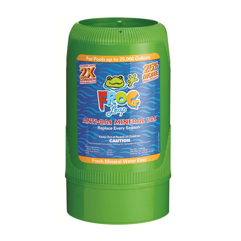 Frog Leap Anti-Bac Mineral Pac 3