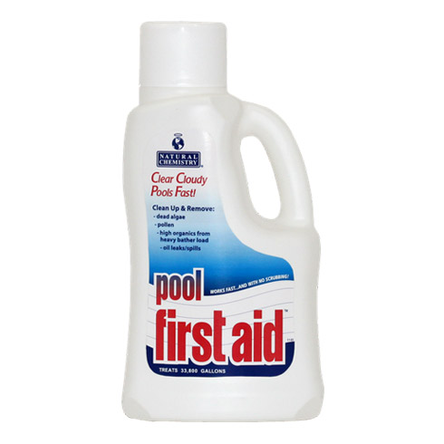 Natural Chemistry Pool First Aid 3