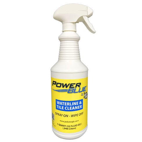 Power Blue Water Line & Tile Cleaner 3