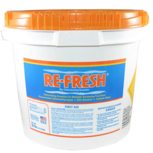 Re-Fresh Dry Chlorinating Granular