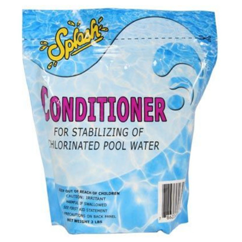Splash Conditioner 3