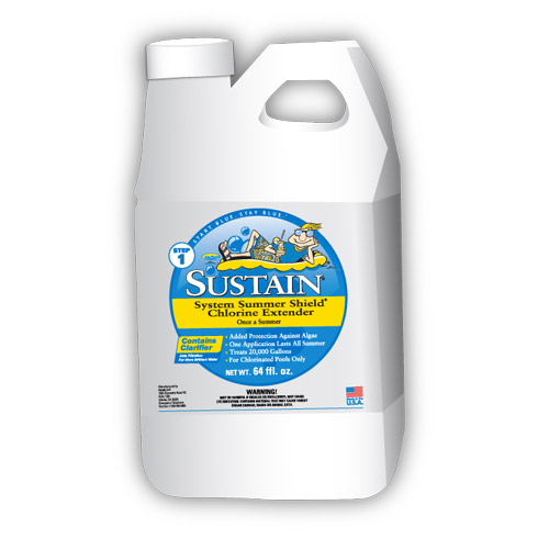 Sustain Summer Shield Chlorine Extender 3