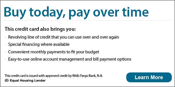 But Today, Pay Over Time