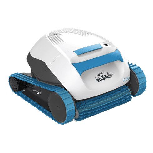 Dolphin S50 Robotic Pool Cleaner 2
