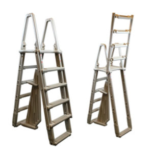 Evolution A-Frame Ladder Model #7100X